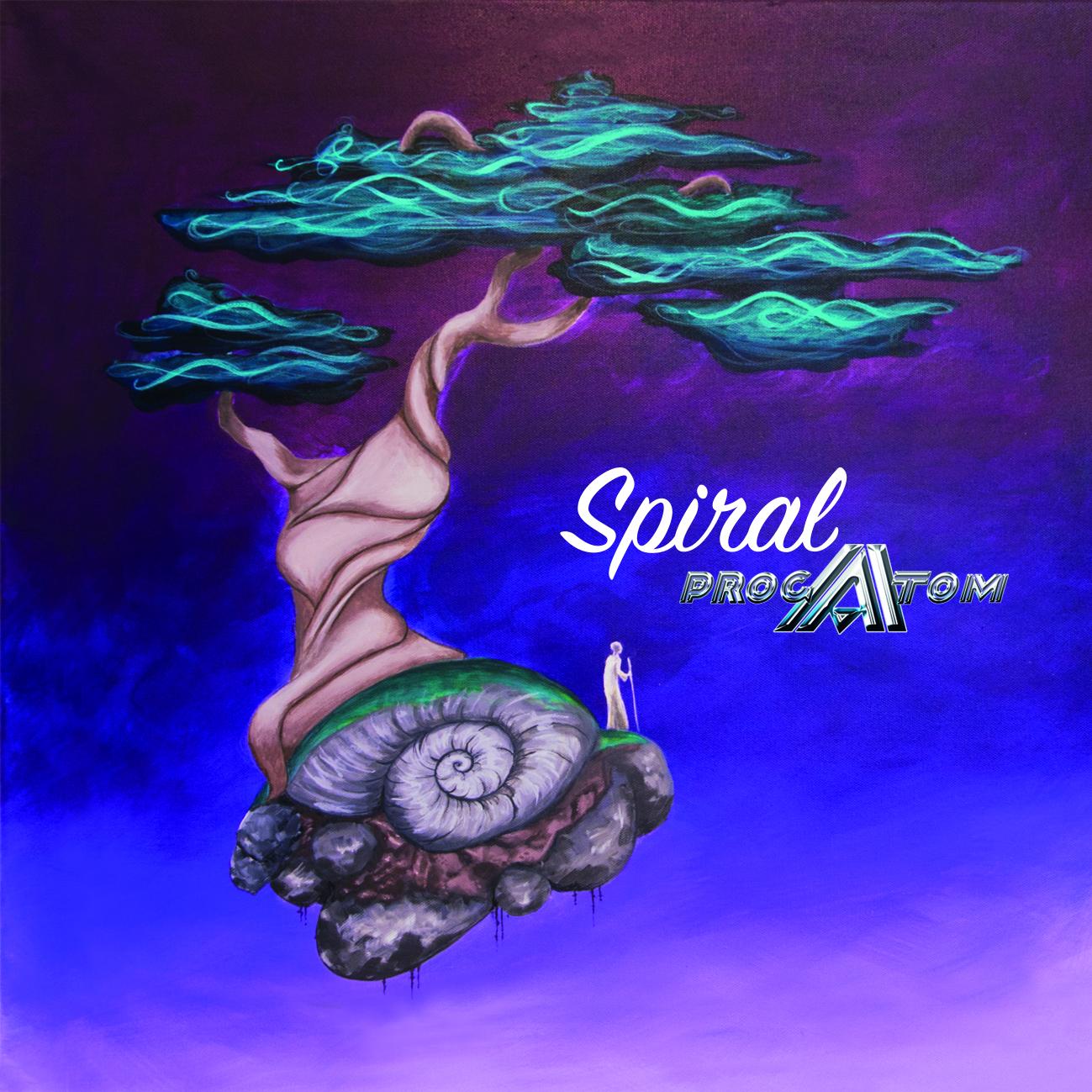 CD – Spiral